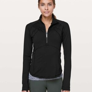 LULULEMON Front of the Pack Half Zip NWT